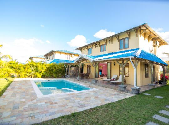 Хотел снимки: Orchid Villas Mauritius