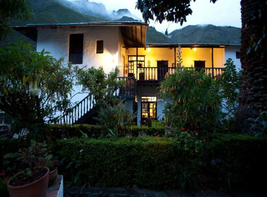 Hotellet fotos: El Albergue Ollantaytambo