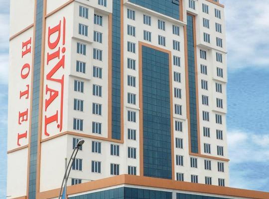Foto dell'hotel: Di̇val Hotel