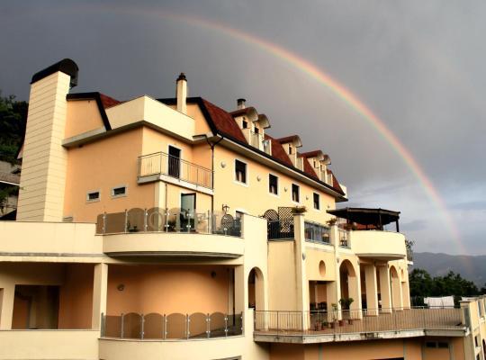 Viesnīcas bildes: Hotel Sette E Mezzo