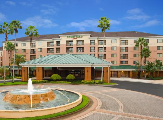 Foto dell'hotel: Courtyard by Marriott Orlando Lake Buena Vista in the Marriott Village