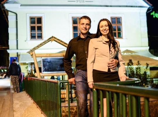 Hotel Valokuvat: Hotel Pri mostu
