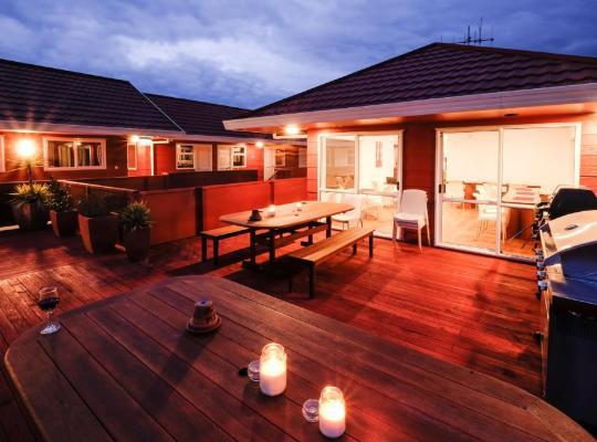 Otel fotoğrafları: Haka Lodge Taupo