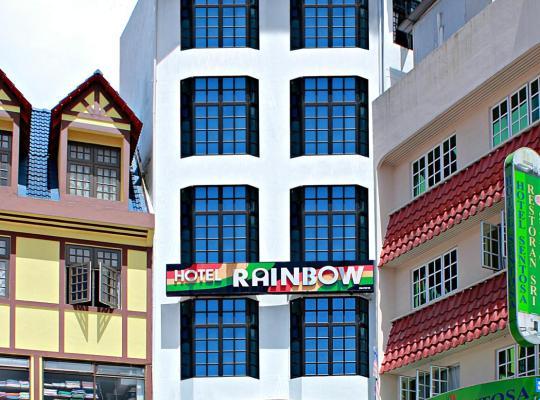 Хотел снимки: Hotel Rainbow