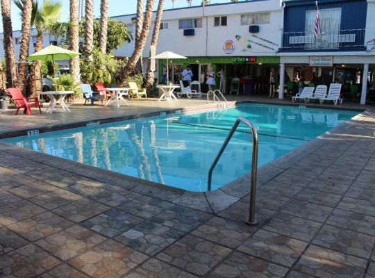 Hotellet fotos: Los Angeles Adventurers All Suite Hotel