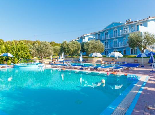Fotos do Hotel: Filoxenia Apartments & Studios