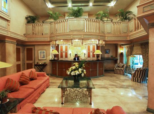 Képek: Manila Manor Hotel