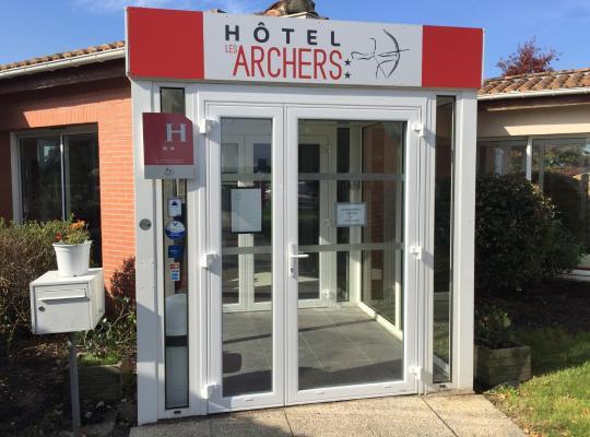 酒店照片: Hôtel Les Archers