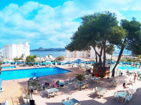 Fotografii: Apartamentos Playasol Riviera