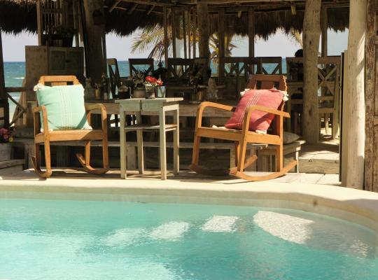 Hotel foto 's: Punta Piedra Beach Posada