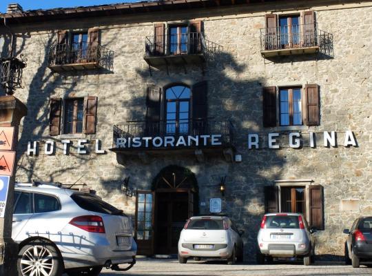 Fotos de Hotel: Hotel Ristorante Regina
