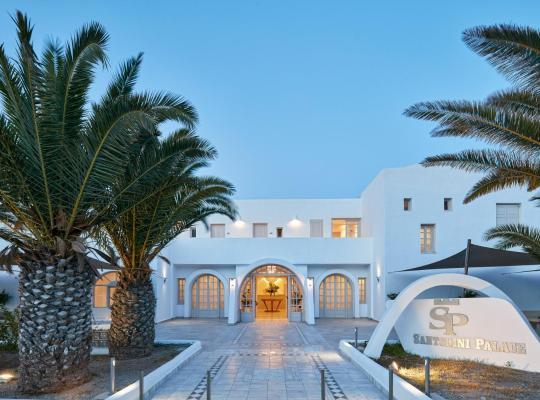 Viesnīcas bildes: Santorini Palace