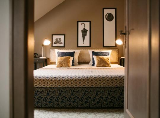 ホテルの写真: Hotel Jägerhorn