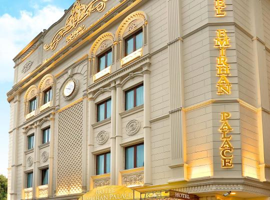 酒店照片: Hotel Emirhan Palace