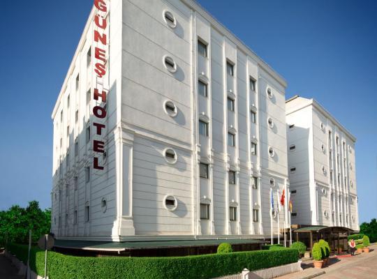 รูปภาพจากโรงแรม: Güneş Hotel Merter