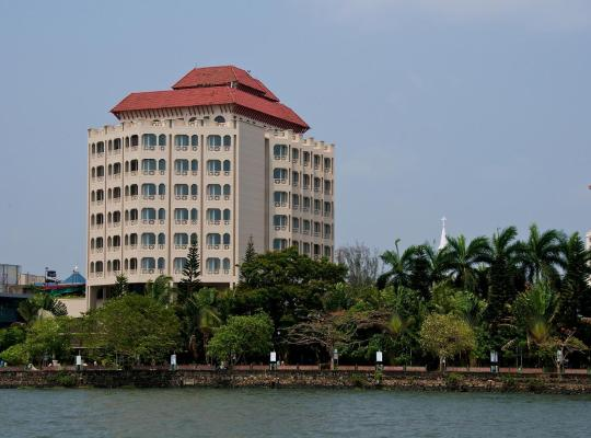 酒店照片: The Gateway Hotel Marine Drive, Ernakulam