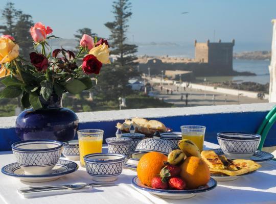 Хотел снимки: Villa Maroc Essaouira