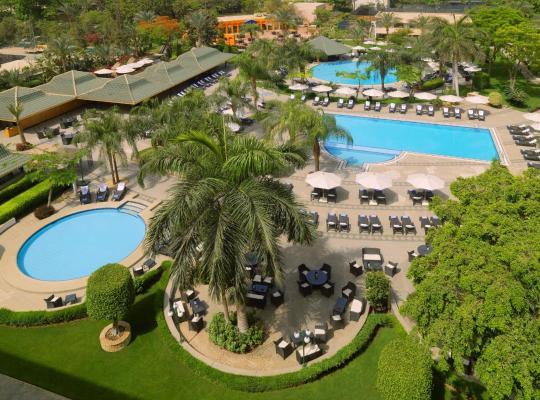 Képek: Hilton Cairo Heliopolis Hotel