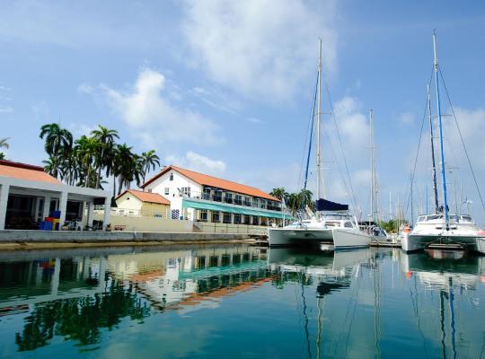 Hotellet fotos: Marina Hotel at Shelter Bay