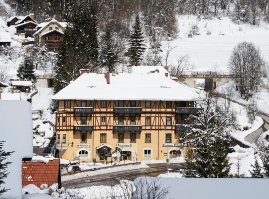 Viesnīcas bildes: Hirschenhof