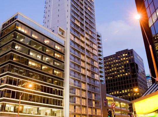 Хотел снимки: Barclay Suites