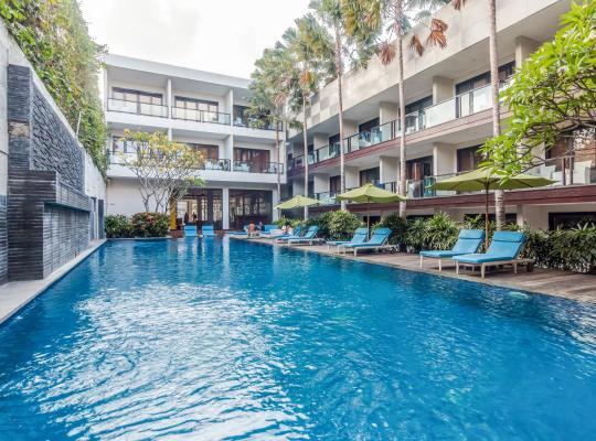 Hotel photos: ZEN Rooms Kuta Beach Poppies Lane