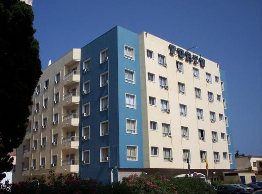 Хотел снимки: Hotel Porto