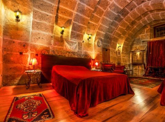 호텔 사진: Kapadokya Ihlara Konaklari & Caves