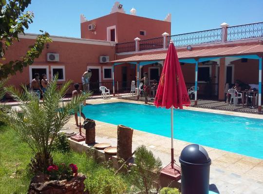 होटल तस्वीरें: Hotel L'Arganier d'Ammelne
