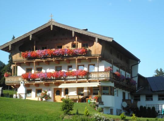 ホテルの写真: Hagauhof