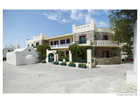 Képek: Apollon Hotel