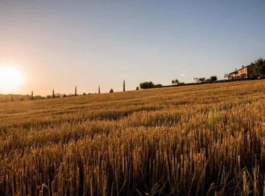 Хотел снимки: Agriturismo Il Tiro