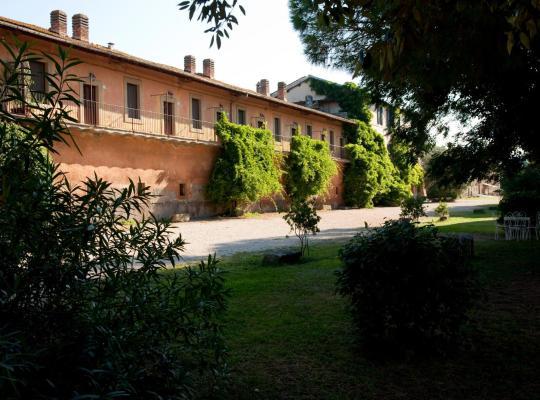 รูปภาพจากโรงแรม: Agriturismo Pantano Borghese