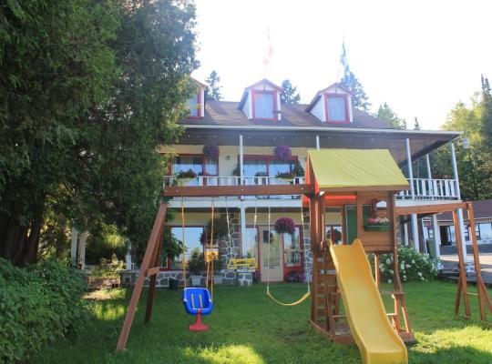 Фотографии гостиницы: Motel Des Pays D'En Haut