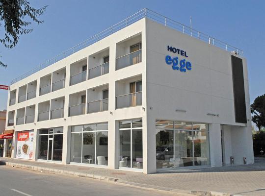 Viesnīcas bildes: Hotel Egge
