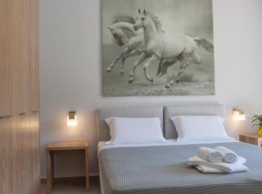Фотографії готелю: Anemos Rooms & Apartments