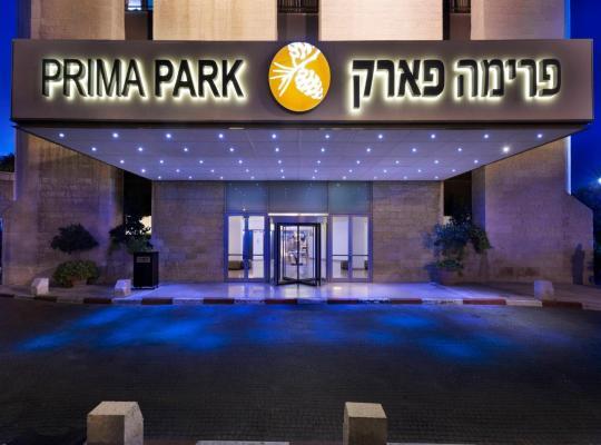 ホテルの写真: Prima Park Hotel Jerusalem