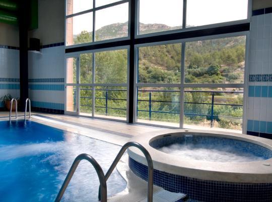 酒店照片: Hotel Rosaleda del Mijares
