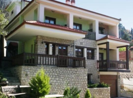 Otel fotoğrafları: Guesthouse Krypti