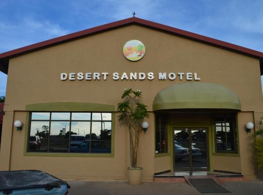 Zdjęcia obiektu: Desert Sands