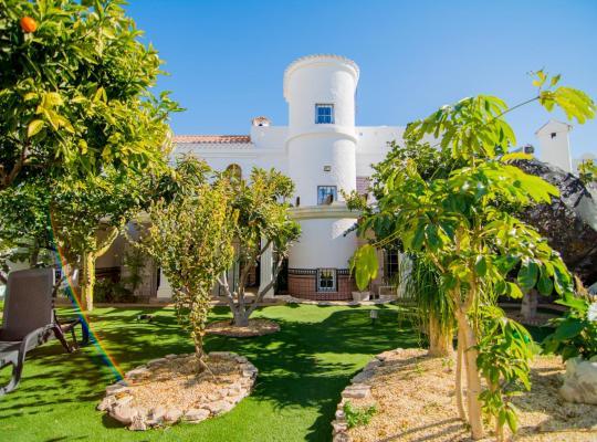 Φωτογραφίες του ξενοδοχείου: 16:9 Los Molinos Suites