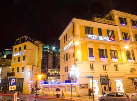 Хотел снимки: Hotel Globo Suite