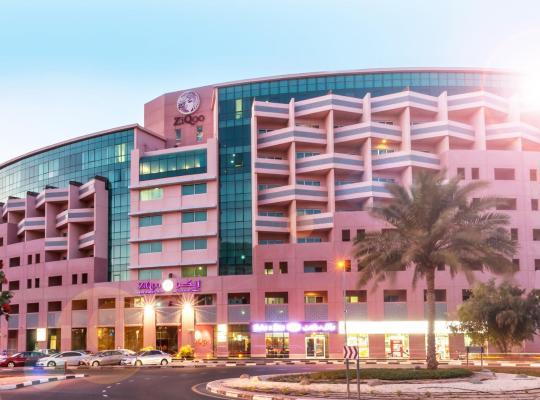 Fotografii: ZiQoo Hotel Apartments Dubai