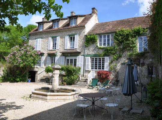 รูปภาพจากโรงแรม: Domaine de la Goulée