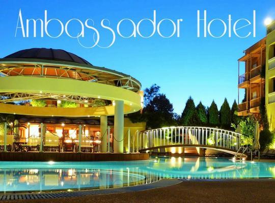 ホテルの写真: Ambassador Hotel Thessaloniki