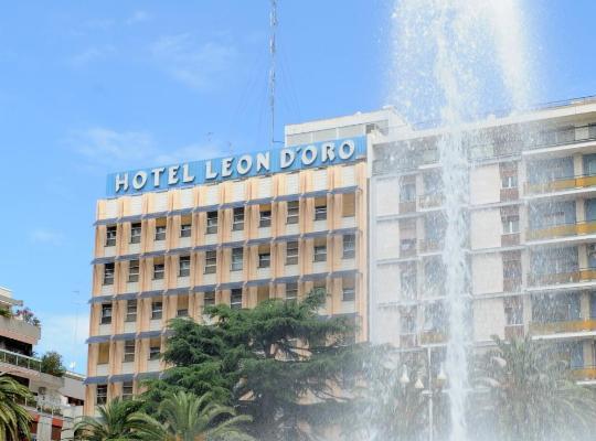 Fotografii: Grand Hotel Leon D'Oro