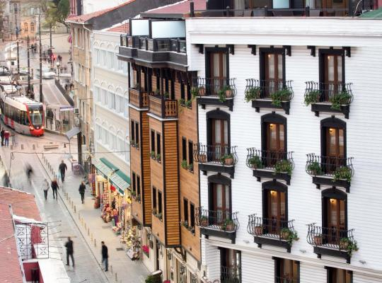 Hotel foto 's: Sirkeci Mansion