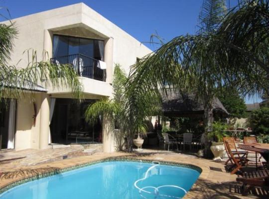 酒店照片: 3 Palms Cape B & B