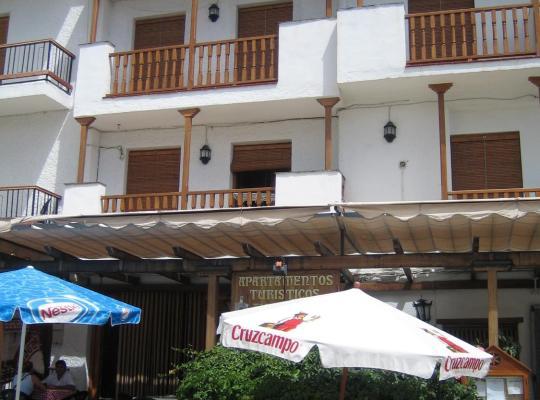 酒店照片: Hostal El Cascapeñas de la Alpujarra