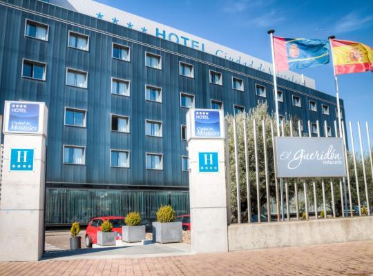 Φωτογραφίες του ξενοδοχείου: Hotel Ciudad de Móstoles